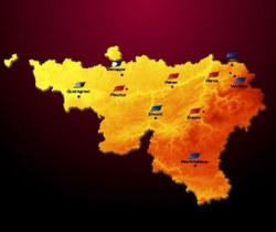 Le «Tour de Wallonie» - Edition 2021