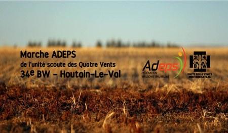 Marche Adeps à Houtain-Le-Val